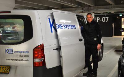 Hospital technician to Fyn/Østjylland