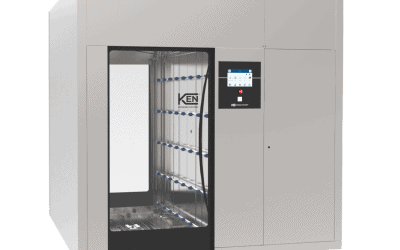 We are now introducing KEN IQ10e Cart Washer Disinfector